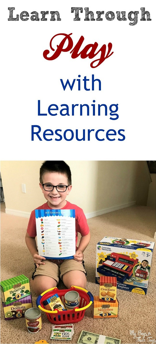 learning resources pin