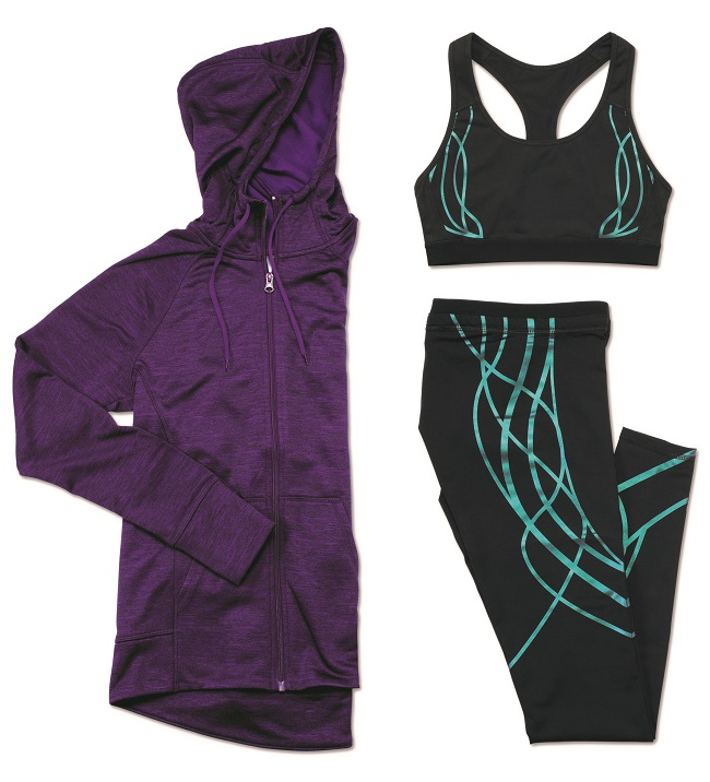 fall workout gear