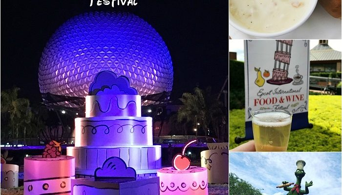 Exploring the Epcot Food and Wine Festival