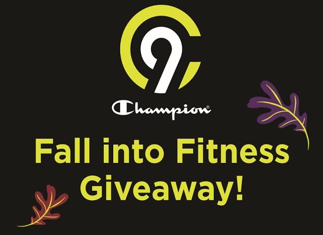 fall fitness giveaway