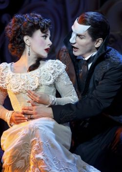 love never dies phantom