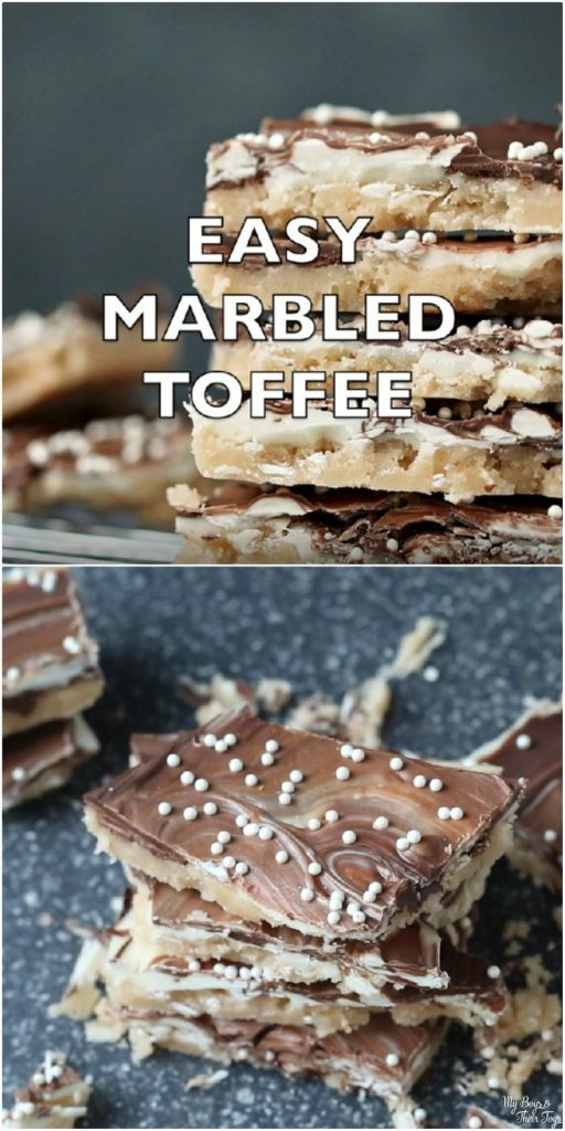 Easy Homemade Toffee Recipe