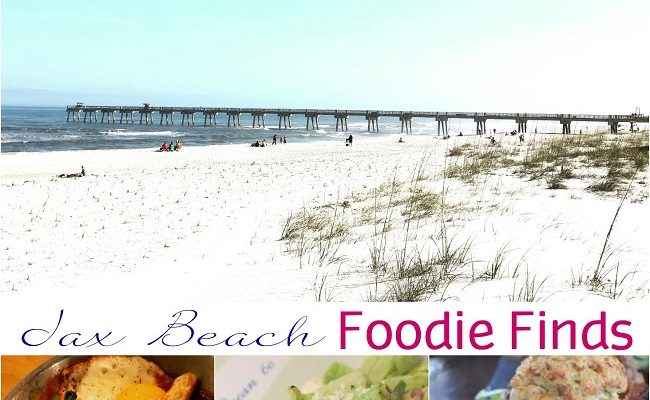 A Foodie Tour of TOP Jacksonville Beach Restaurants