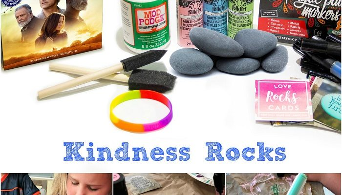 Random Acts of Kindness Day + Blu-ray Release of Same Kind of Different As Me