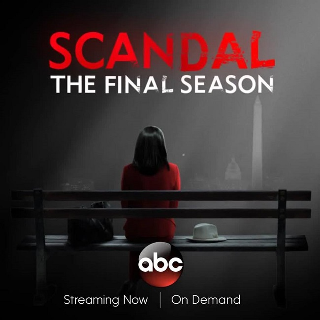 scandal final season