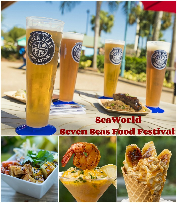 SeaWorld Seven Seas Food Festival