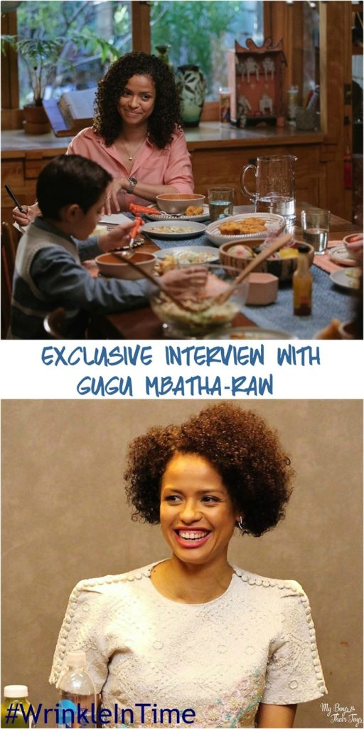 Exclusive Interview with Gugu Mbatha-Raw - A Wrinkle In Time