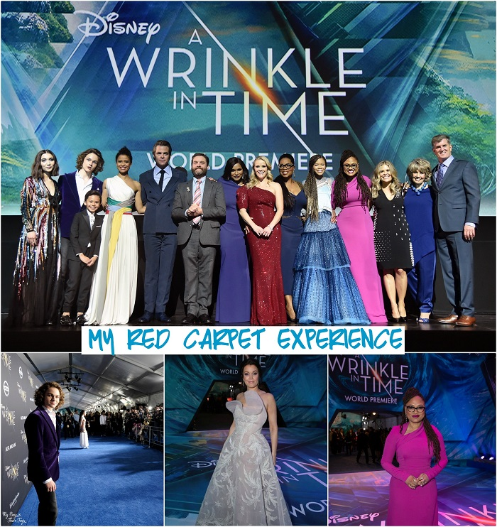wrinkle in time premiere