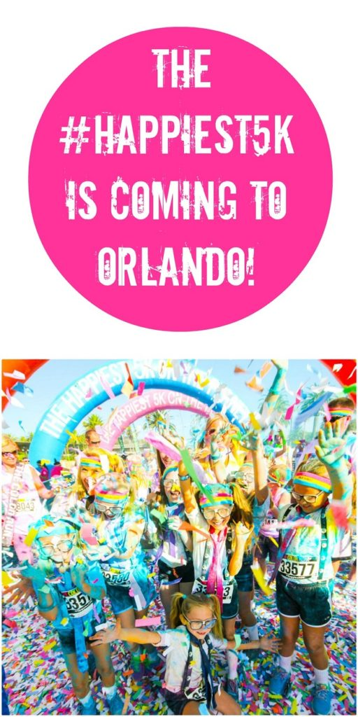 orlando color run