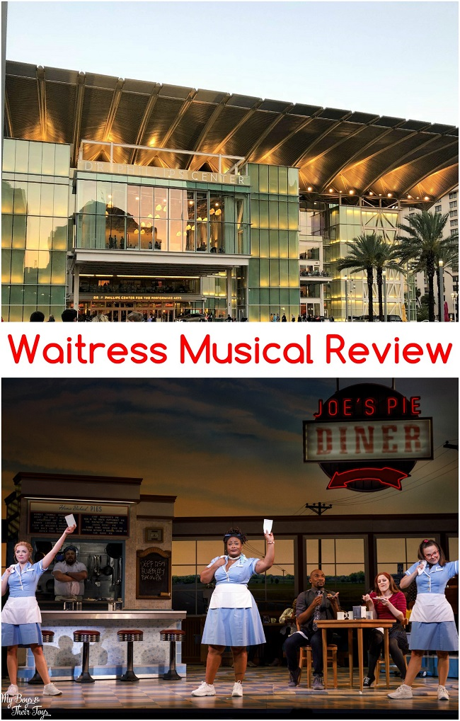 waitress musical review