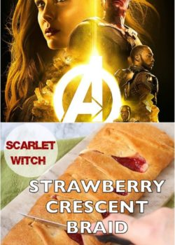 scarlet witch recipe