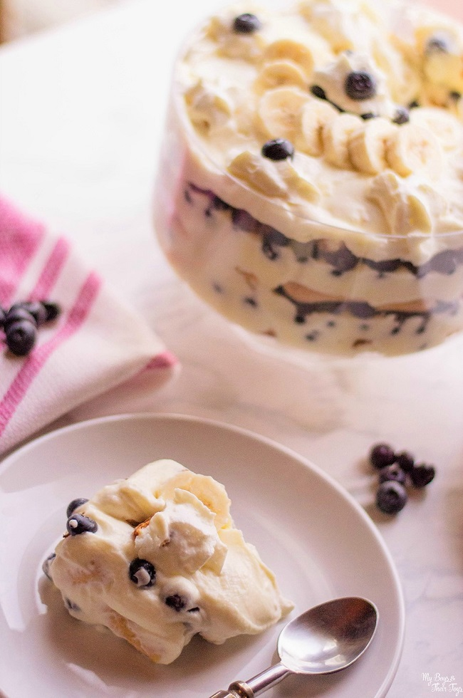 Blueberry banana recipes