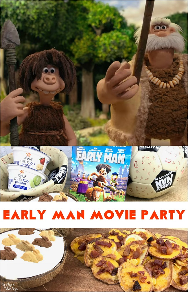 early man movie party