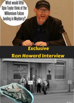ron howard solo interview