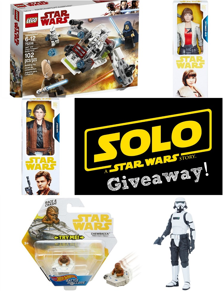 new star wars toys giveaway