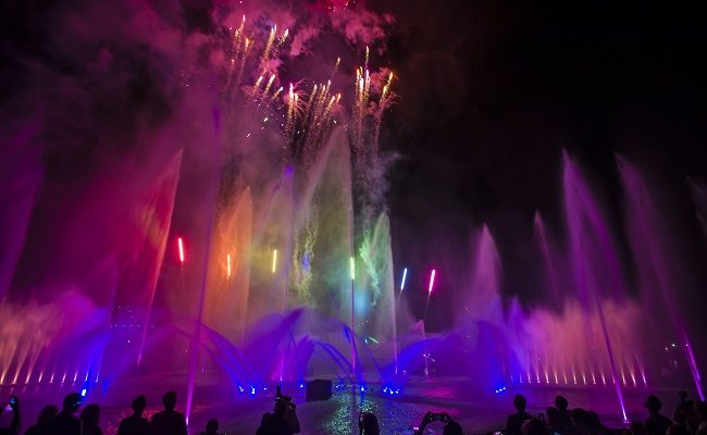 SeaWorld Summer Nights – Food, Entertainment, and Fun!