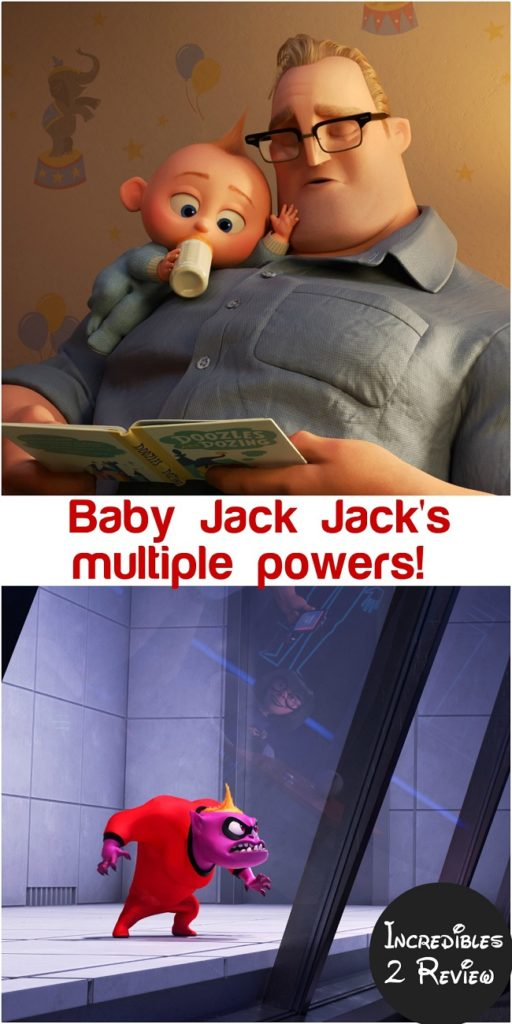 incredibles jack jack