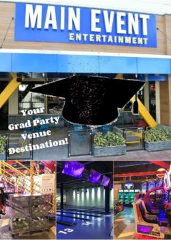 graduation party venue