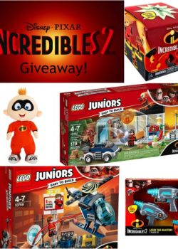 incredibles 2 giveaway