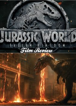 Jurassic World Fallen Kingdom Review