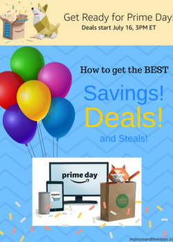 2018 Amazon Prime Day Deals