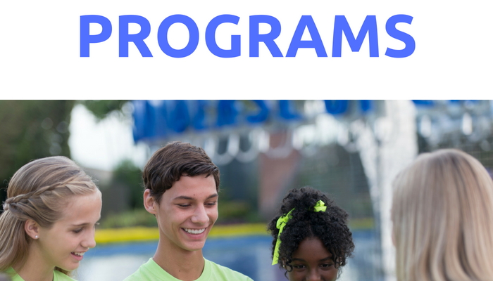 Learn All About Disney Youth Programs