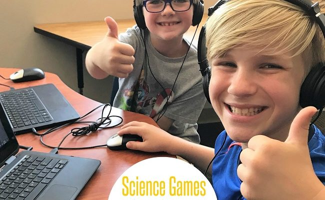 Legends of Learning – Science Games for Kids!