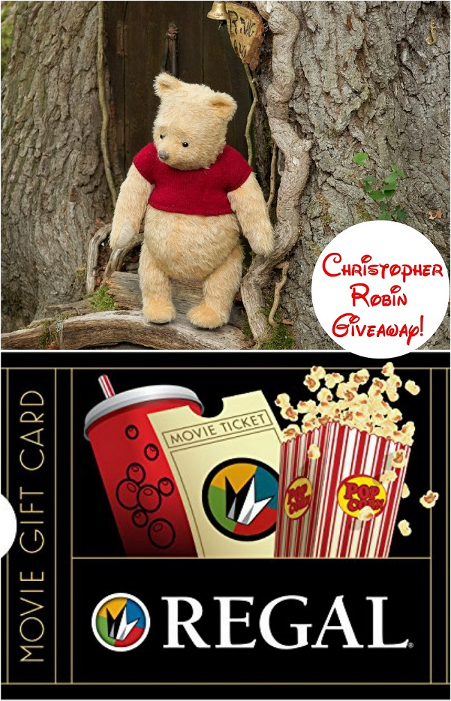 Christopher Robin Giveaway