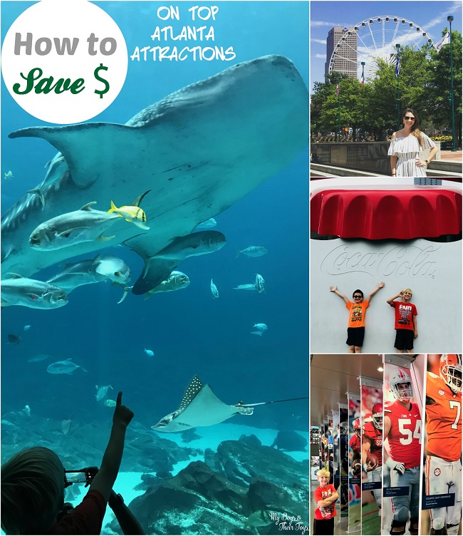 attractions in atlanta