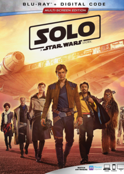 solo a star wars story blu-ray