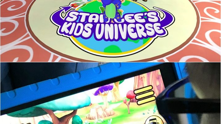 How to use Stan Lee's Kids Universe App + NYC Trip Sweepstakes!