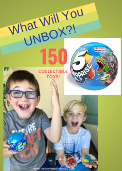 toy unboxing