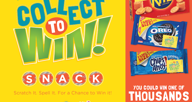 Play Collect To Win at Walmart Stores Now!