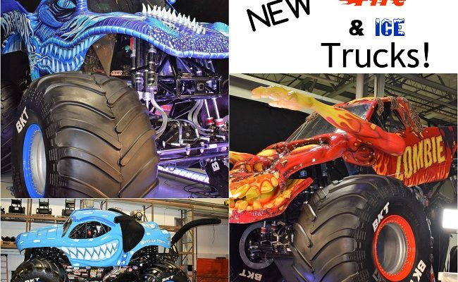 An Exclusive Look at Monster Jam Monster Trucks World Headquarters!