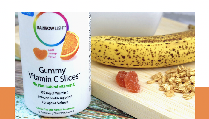 Boost Your Family's Immunity with Rainbow Light® Multivitamins