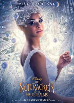 Misty Copeland Interview – Disney's Nutcracker and the Four Realms