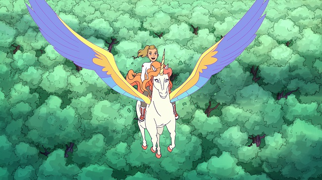 shera Adora and Swift Wind