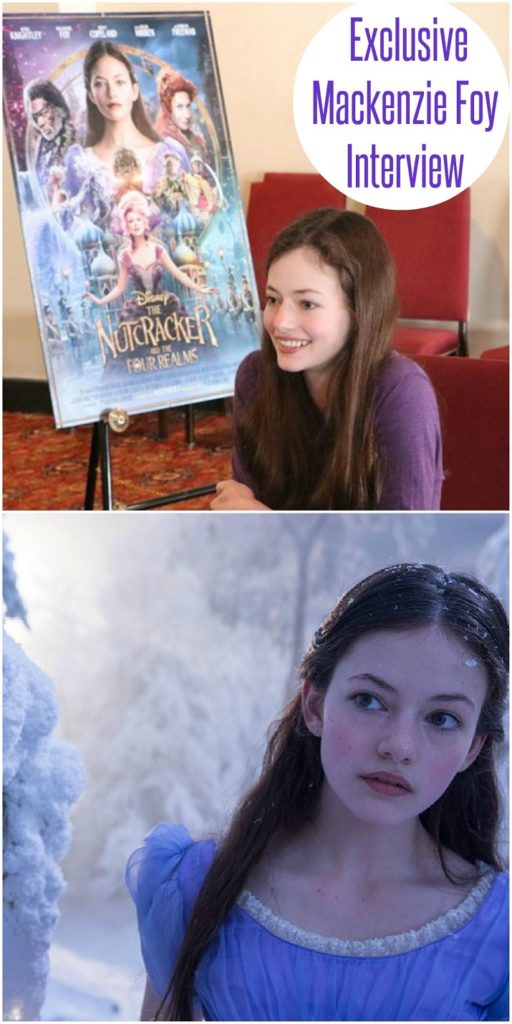 mackenzie foy interview