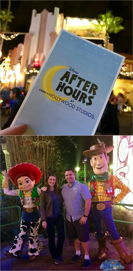 what is disney after hours
