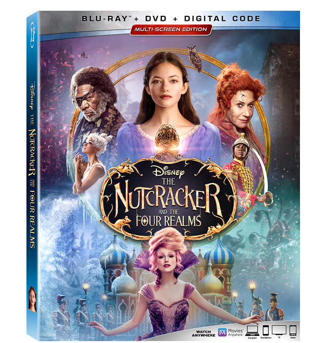 disneys nutcracker bluray