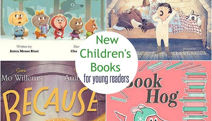 New Children's Books for Young Readers