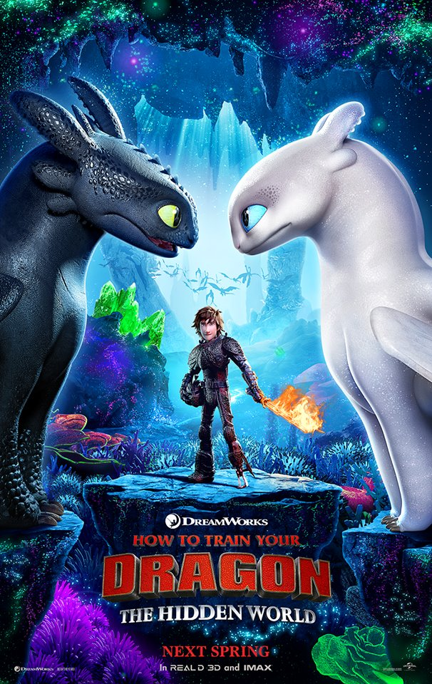 train your dragon poster
