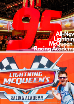 Inside Lightning McQueen's Racing Academy!