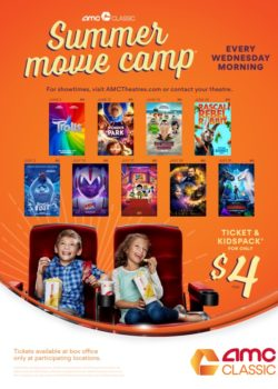 amc summer movies