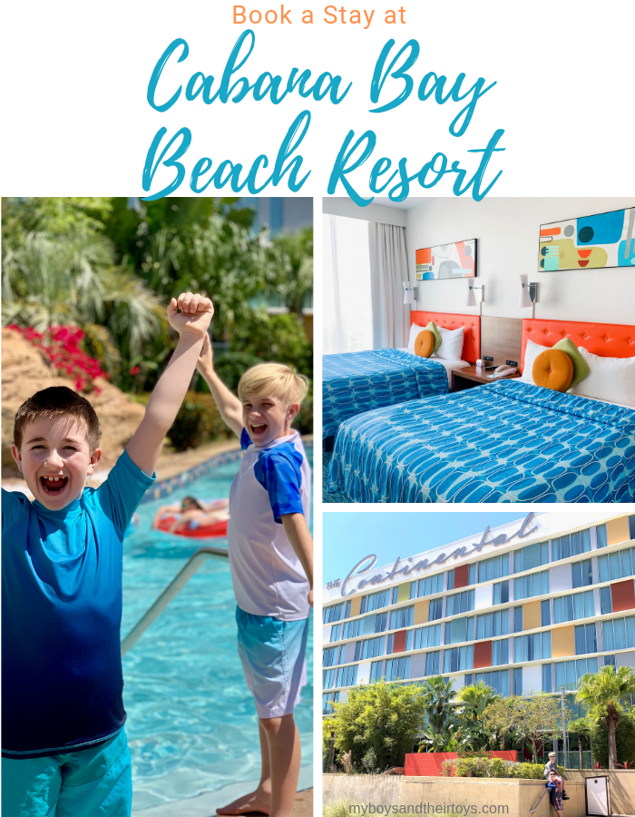 cabana bay beach resort