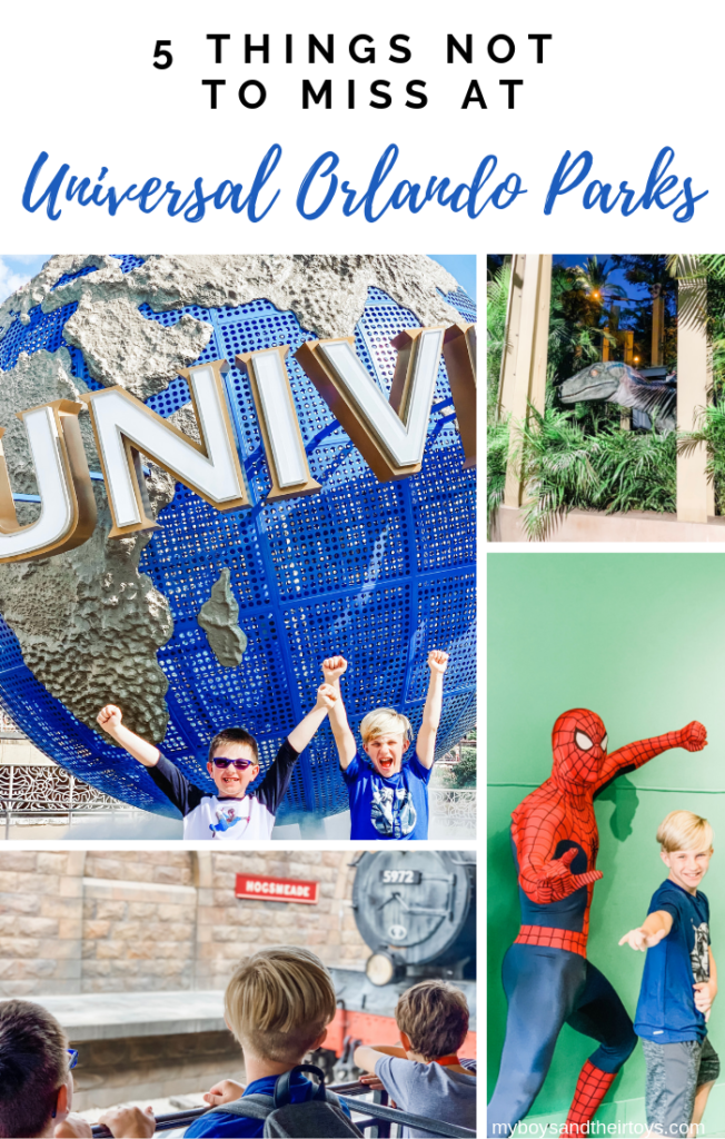 universal orlando 5 things not to miss