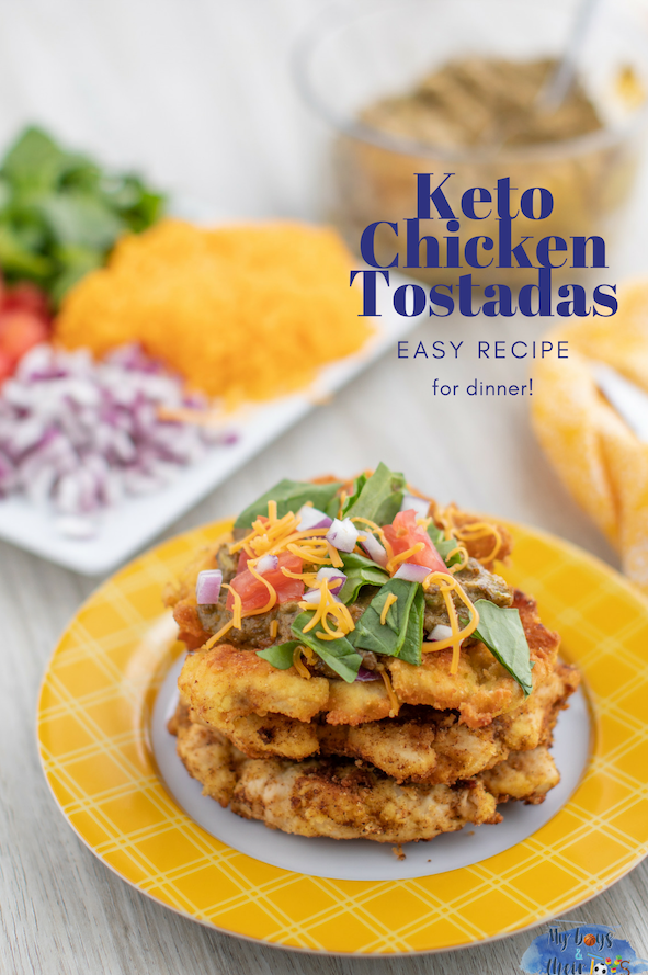 keto chicken