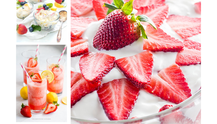 20+ Summer Party Food Recipes!