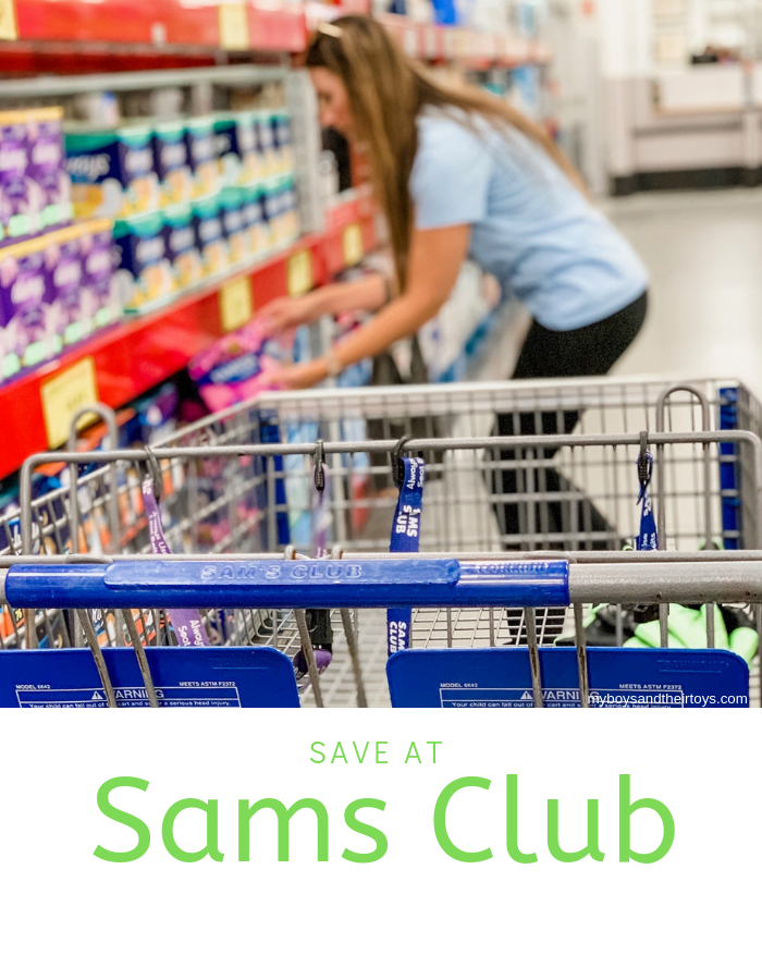 save at sams club
