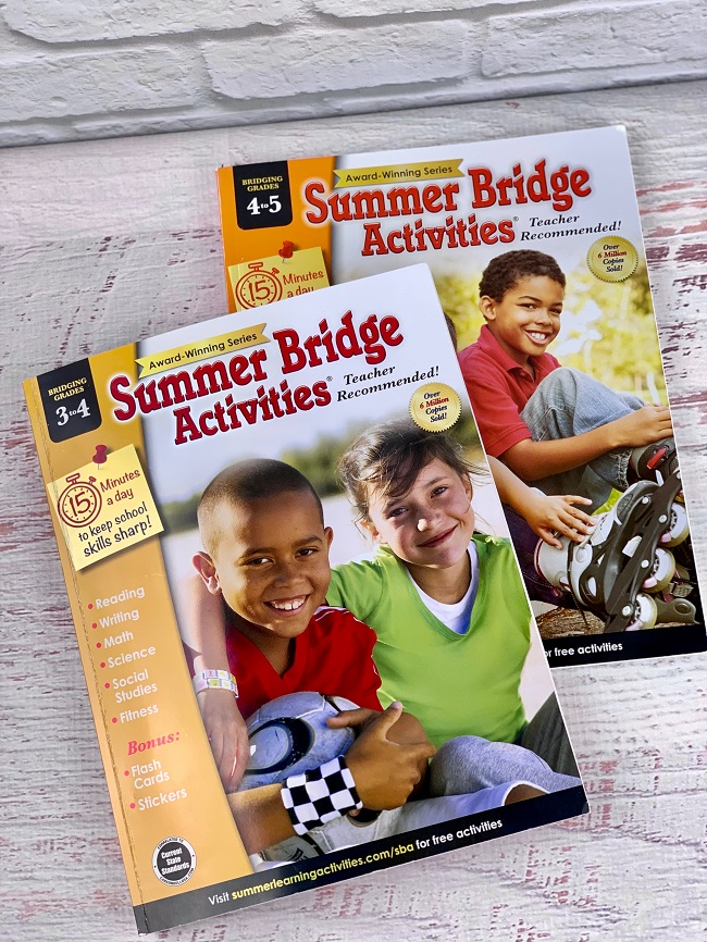 summer bridge book